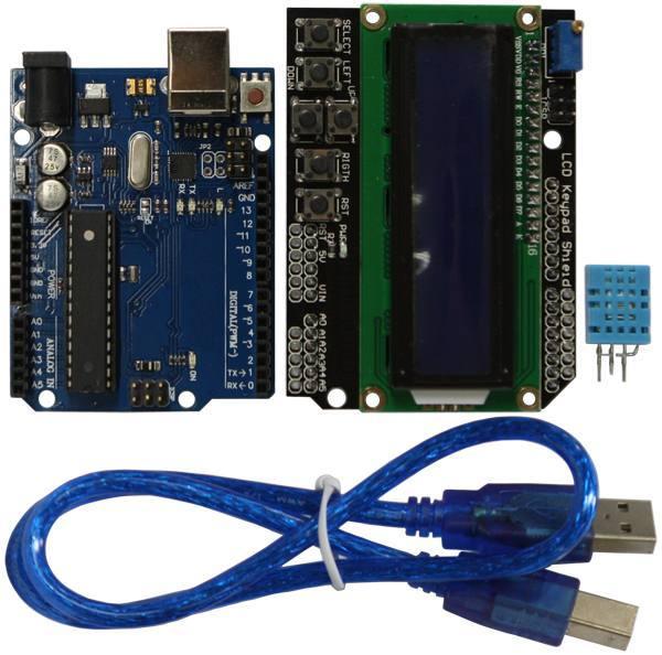 ESP8266 DHT11/DHT22 Web Server Arduino IDE -